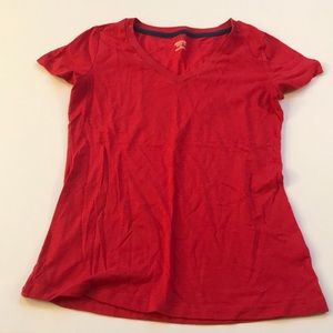 Mossimo red soft T